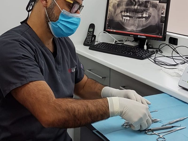 implantologia y cirugia dental