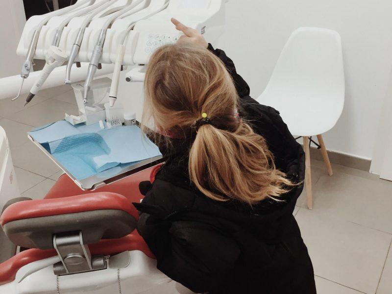 odontopediatria dentista niño niña